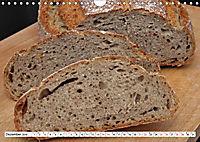 Brot Kalender 2019 (Wandkalender 2019 DIN A4 quer) - Produktdetailbild 12