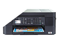 BROTHER MFC-J491DW MFC color inkjet - Produktdetailbild 4