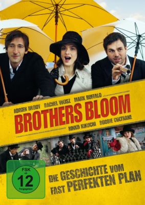 Brothers Bloom, Rian Johnson
