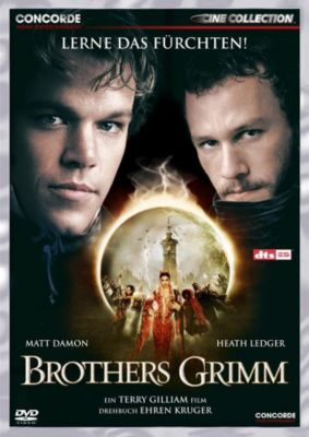 Brothers Grimm - Special Edition, Dvd-Spielfilm
