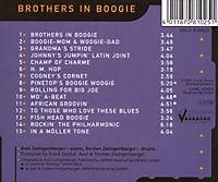 Brothers In Boogie - Produktdetailbild 1