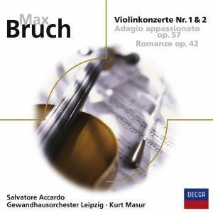 Bruch: Violinkonzert, Salvatore Accardo, Kurt Masur, Gol