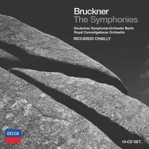 Bruckner: The Symphonies, Riccardo Chailly, Rsob, CGO