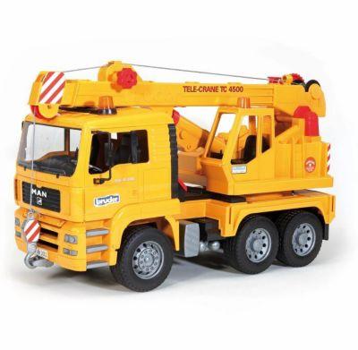 BRUDER 2754 MAN Kran-LKW, Modellfahrzeug, bruder®
