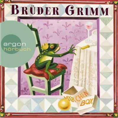 Brüder Grimm - Die Märchen Box, 5 Audio-CDs, Die Gebrüder Grimm