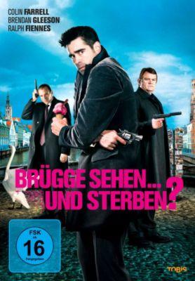 Brügge sehen... und sterben?, Colin Farrell, Brendan Gleeson, Ralph Fiennes