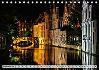 Brügge - Venedig des Nordens (Tischkalender 2019 DIN A5 quer) - Produktdetailbild 9