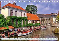 Brügge - Venedig des Nordens (Tischkalender 2019 DIN A5 quer) - Produktdetailbild 3