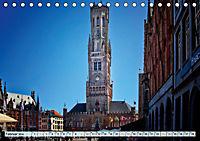 Brügge - Venedig des Nordens (Tischkalender 2019 DIN A5 quer) - Produktdetailbild 2