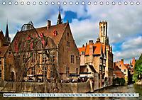 Brügge - Venedig des Nordens (Tischkalender 2019 DIN A5 quer) - Produktdetailbild 8