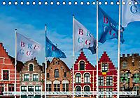 Brügge - Venedig des Nordens (Tischkalender 2019 DIN A5 quer) - Produktdetailbild 7
