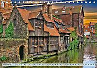 Brügge - Venedig des Nordens (Tischkalender 2019 DIN A5 quer) - Produktdetailbild 1