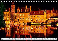 Brügge - Venedig des Nordens (Tischkalender 2019 DIN A5 quer) - Produktdetailbild 4