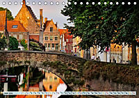 Brügge - Venedig des Nordens (Tischkalender 2019 DIN A5 quer) - Produktdetailbild 6