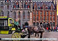 Brügge - Venedig des Nordens (Tischkalender 2019 DIN A5 quer) - Produktdetailbild 5