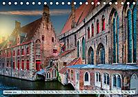 Brügge - Venedig des Nordens (Tischkalender 2019 DIN A5 quer) - Produktdetailbild 10