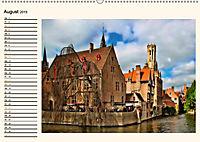 Brügge - Venedig des Nordens (Wandkalender 2019 DIN A2 quer) - Produktdetailbild 8