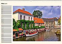 Brügge - Venedig des Nordens (Wandkalender 2019 DIN A2 quer) - Produktdetailbild 3
