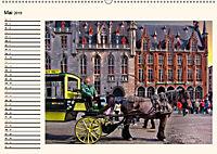 Brügge - Venedig des Nordens (Wandkalender 2019 DIN A2 quer) - Produktdetailbild 5