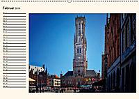 Brügge - Venedig des Nordens (Wandkalender 2019 DIN A2 quer) - Produktdetailbild 2