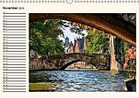 Brügge - Venedig des Nordens (Wandkalender 2019 DIN A3 quer) - Produktdetailbild 11