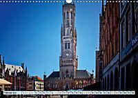Brügge - Venedig des Nordens (Wandkalender 2019 DIN A3 quer) - Produktdetailbild 2