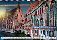 Brügge - Venedig des Nordens (Wandkalender 2019 DIN A3 quer) - Produktdetailbild 10