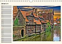 Brügge - Venedig des Nordens (Wandkalender 2019 DIN A4 quer) - Produktdetailbild 1