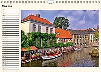 Brügge - Venedig des Nordens (Wandkalender 2019 DIN A4 quer) - Produktdetailbild 3