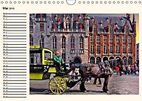 Brügge - Venedig des Nordens (Wandkalender 2019 DIN A4 quer) - Produktdetailbild 5