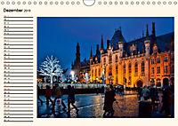 Brügge - Venedig des Nordens (Wandkalender 2019 DIN A4 quer) - Produktdetailbild 12
