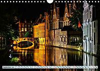 Brügge - Venedig des Nordens (Wandkalender 2019 DIN A4 quer) - Produktdetailbild 9