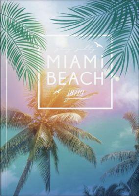 Brunnen Schülerkalender 2018/2019 Miami A5