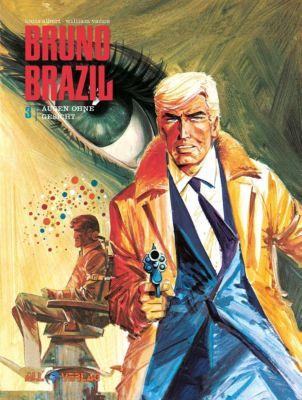 Bruno Brazil - Augen ohne Gesicht