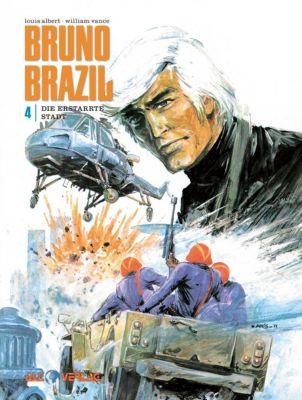 Bruno Brazil - Die erstarrte Stadt