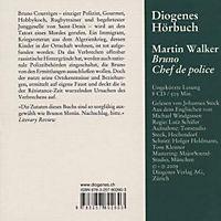 Bruno, Chef de police Band 1: Bruno (8 Audio-CDs) - Produktdetailbild 1
