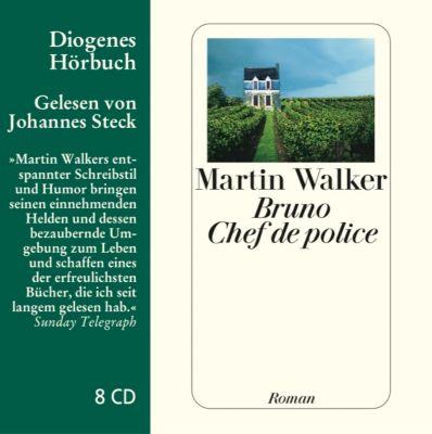 Bruno, Chef de police Band 1: Bruno (8 Audio-CDs), Martin Walker