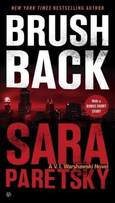 Brush Back, Sara Paretsky