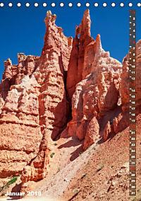 BRYCE CANYON Natur Pur (Tischkalender 2019 DIN A5 hoch) - Produktdetailbild 1