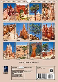 BRYCE CANYON Natur Pur (Wandkalender 2019 DIN A4 hoch) - Produktdetailbild 13