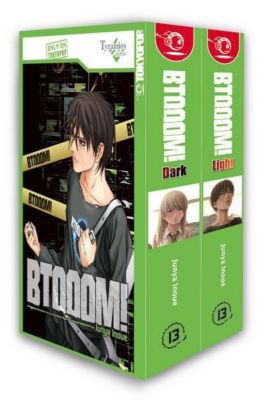 BTOOOM!, 3 Bde. - Junya Inoue |