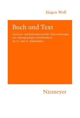 Buch und Text, Jürgen Wolf