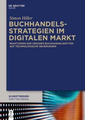 Buchhandelsstrategien im digitalen Markt, Simon Hiller