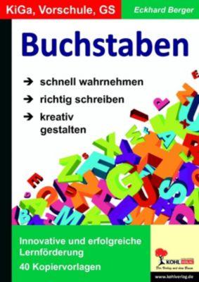 Buchstaben, Eckhard Berger