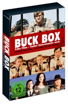Buck Box: Frühe Filme - Sauber hintereinander wech, Detlev Buck, Wolfgang Sieg, Ernst Kahl