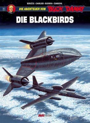 Buck Danny - Die Abenteuer von Buck Danny: Die Blackbirds, Jean-Michel Charlier