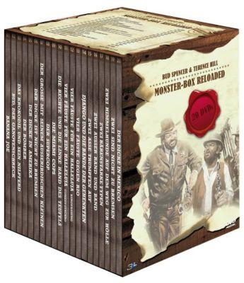 Bud Spencer & Terence Hill - Monster-Box Reloaded, -> siehe Bemerkungen