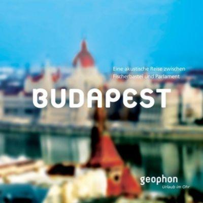 Budapest, 1 Audio-CD, Henning Freiberg, Ingrid Gloede