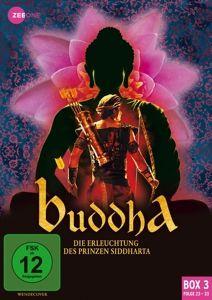 Buddha: Die Erleuchtung des Prinzen Siddharta - Box 3, Buddha