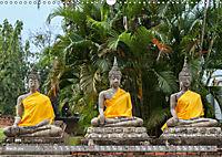 BUDDHA - Harmony and Meditation (Wall Calendar 2019 DIN A3 Landscape) - Produktdetailbild 3